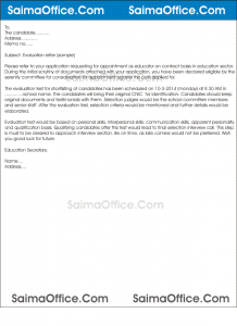 Evaluation_Letter_Sample_for_Employee-218x300 Official Job Application Letter on best example nursing, example written, written form,