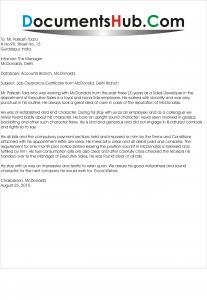 Employees-Job-Leaving-Certificate-Application-Sample-207x300 Job Application Acknowledgement Letter on written form, best example nursing, example written,